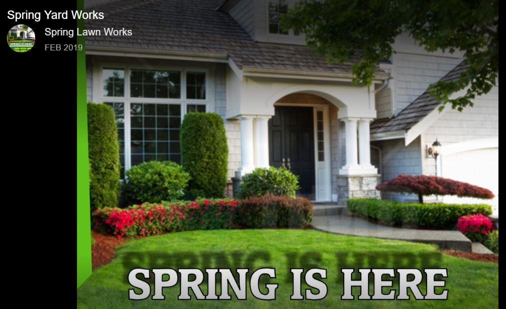 Lawn Service Spring Tx