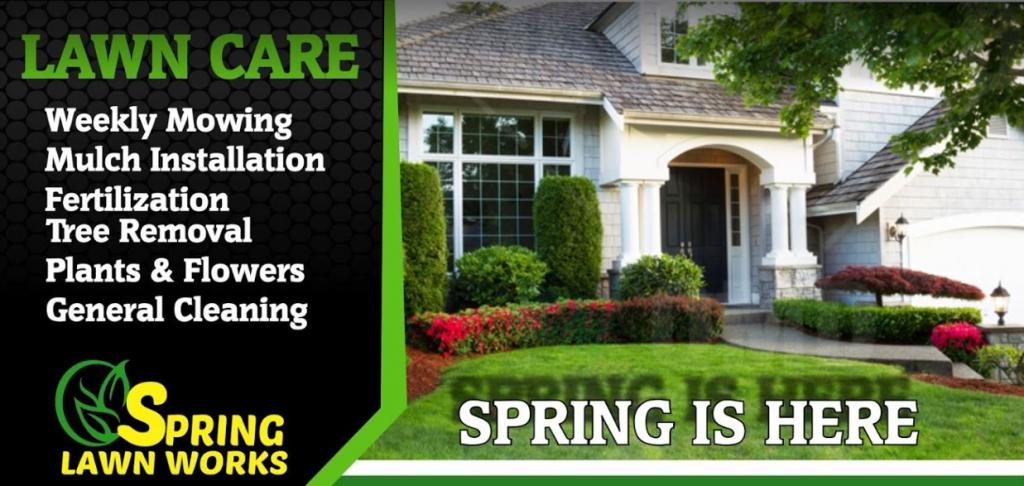 Spring Lawn Service